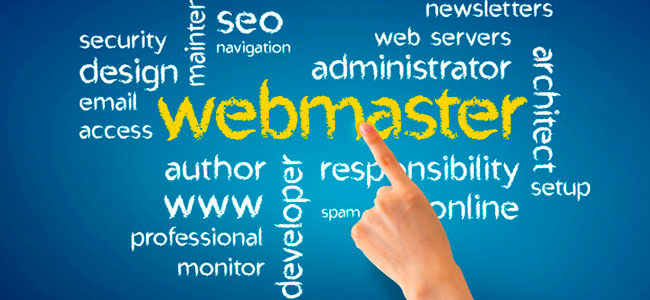 Servicio Webmaster